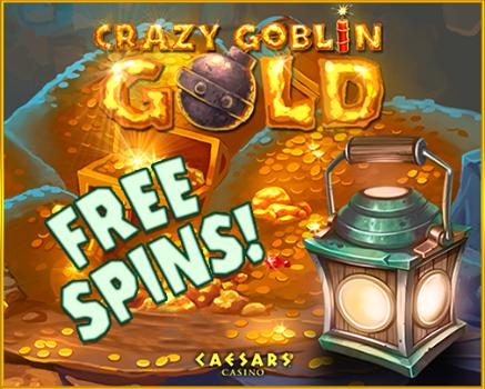 caesars casino online free 5 paysafecard