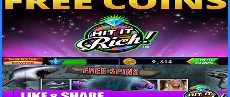 Hit It Rich Coins Archives Socialgiftzcom